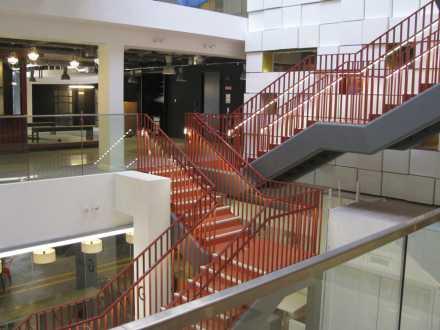 Illuminated Handrail