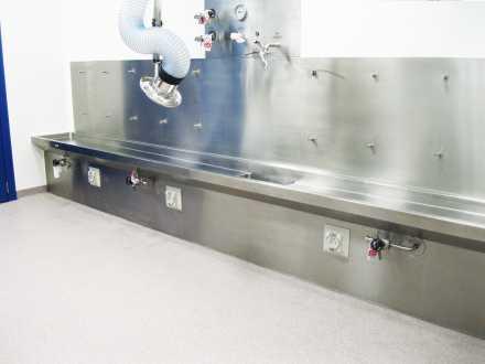 Washer Sink Unit