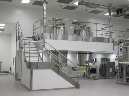 Stairs & Platforms