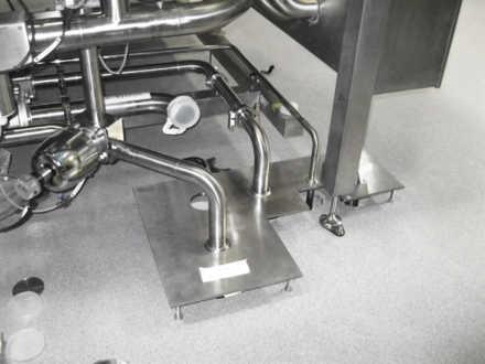 Floor Transfer Plate